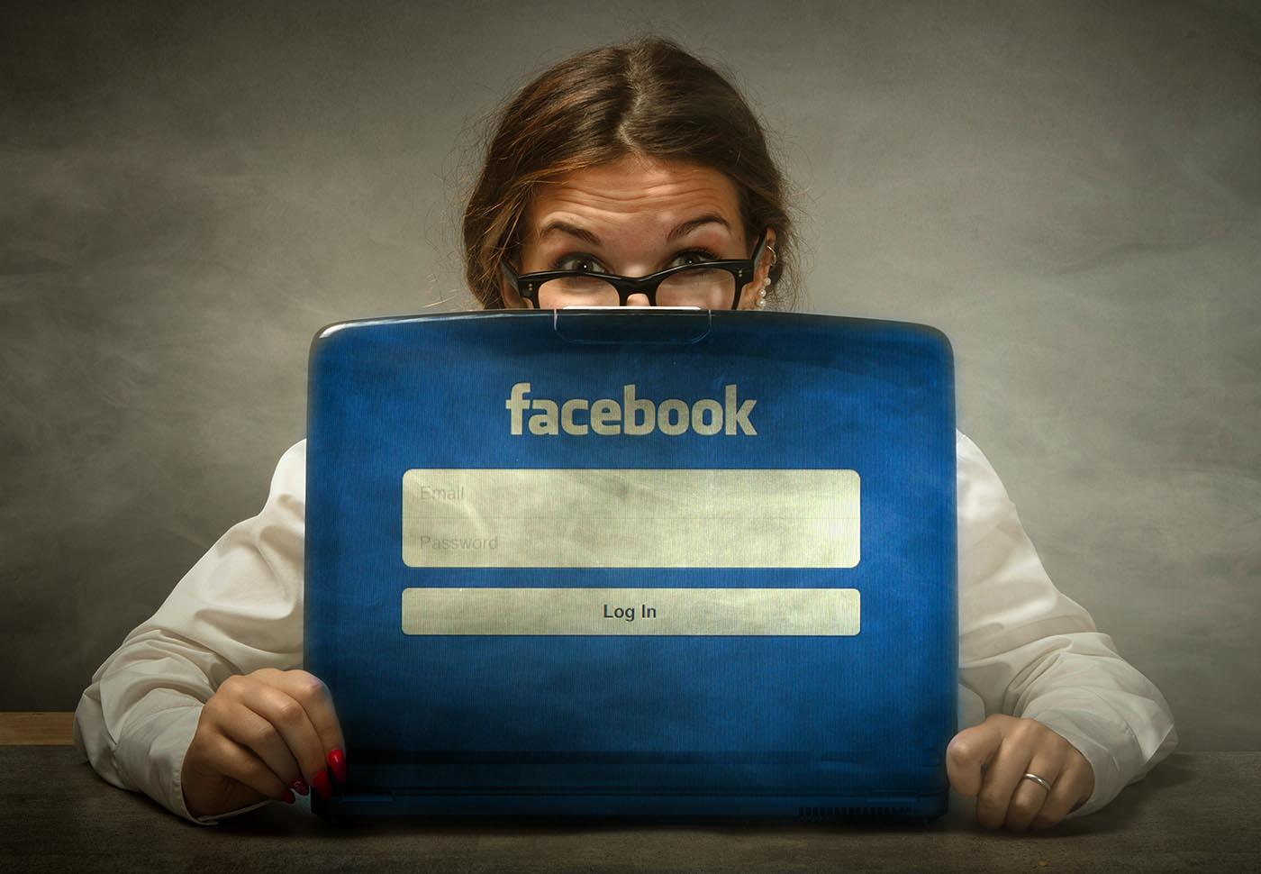 Me han robado mi Facebook