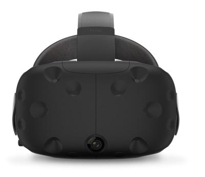El nuevo prototipo de gafas VR de HTC muestra un diseño más refinado.