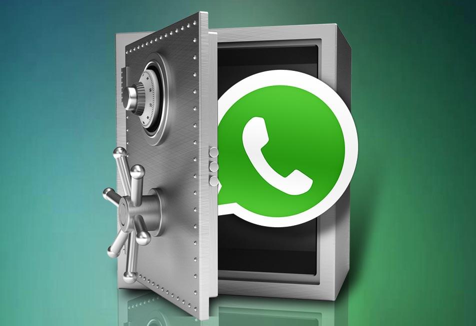 Ocultar conversación en Whatsapp