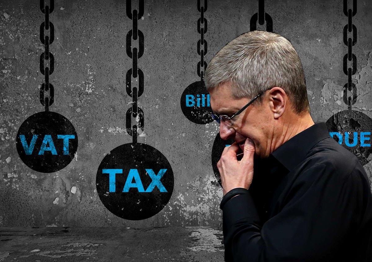 Apple se verá finalmente obligada a pagar 13.000 millones de euros de impuestos atrasados