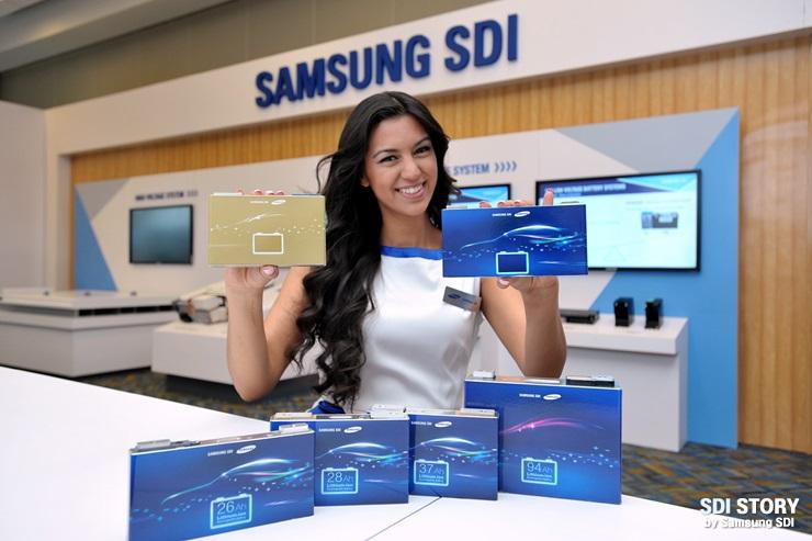 Bateria Samsung SDI 2