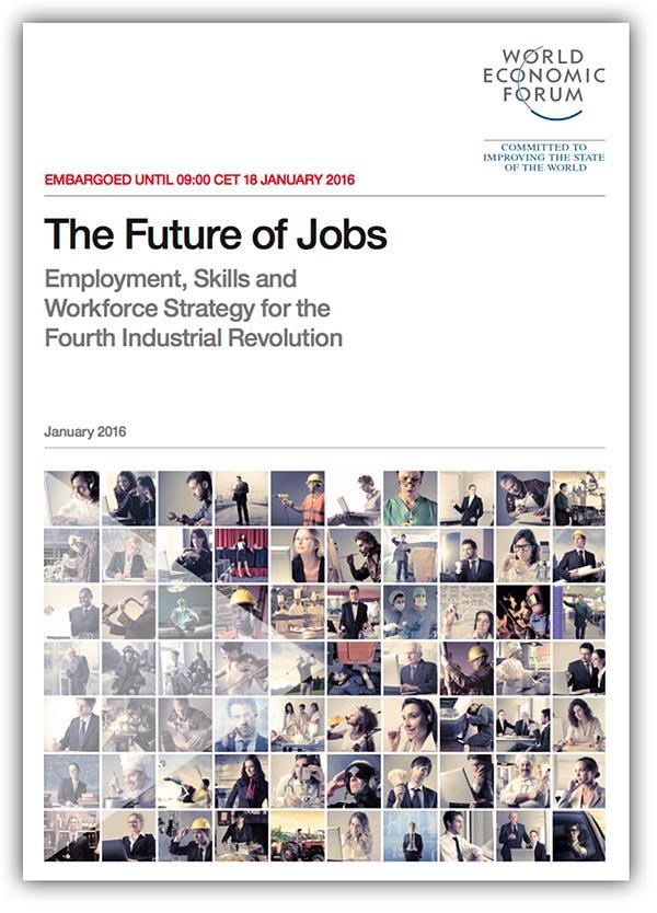 Estudio futuro empleo WEF