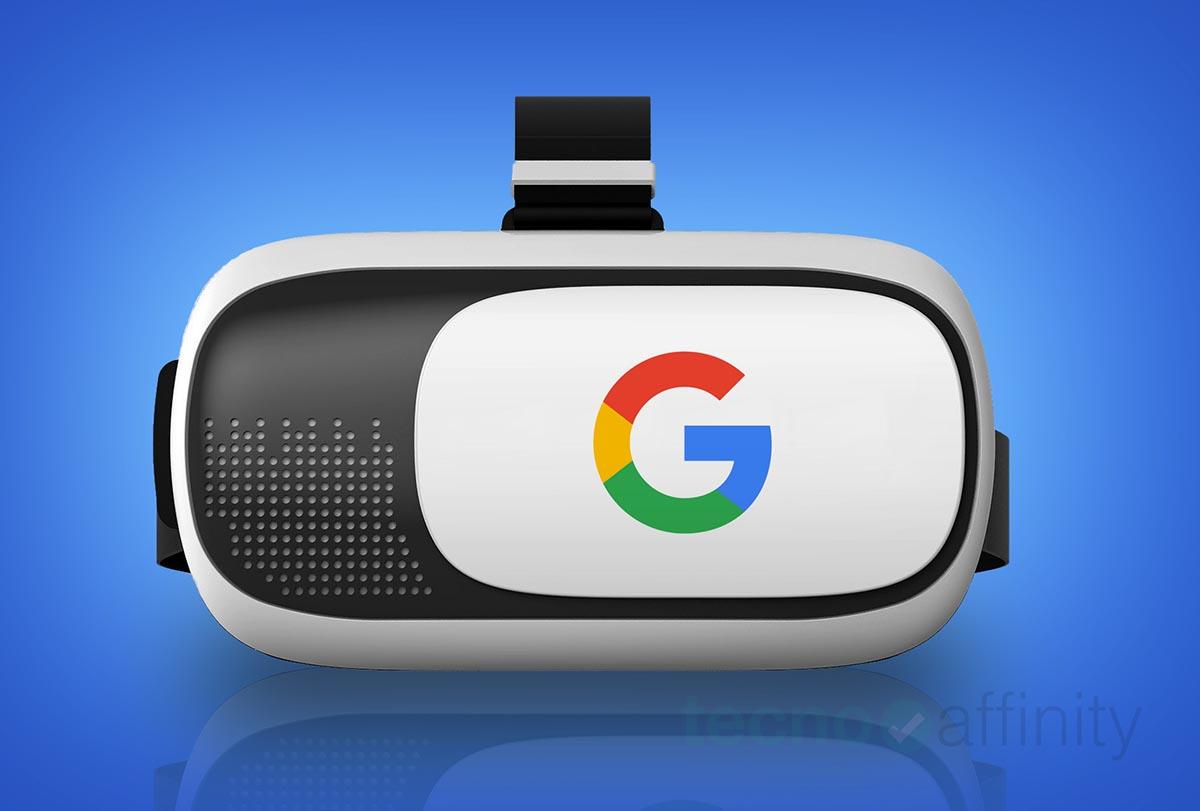 Gafas VR Google recreacion