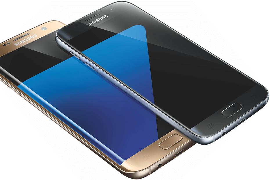 ¿Es éste el Galaxy S7?