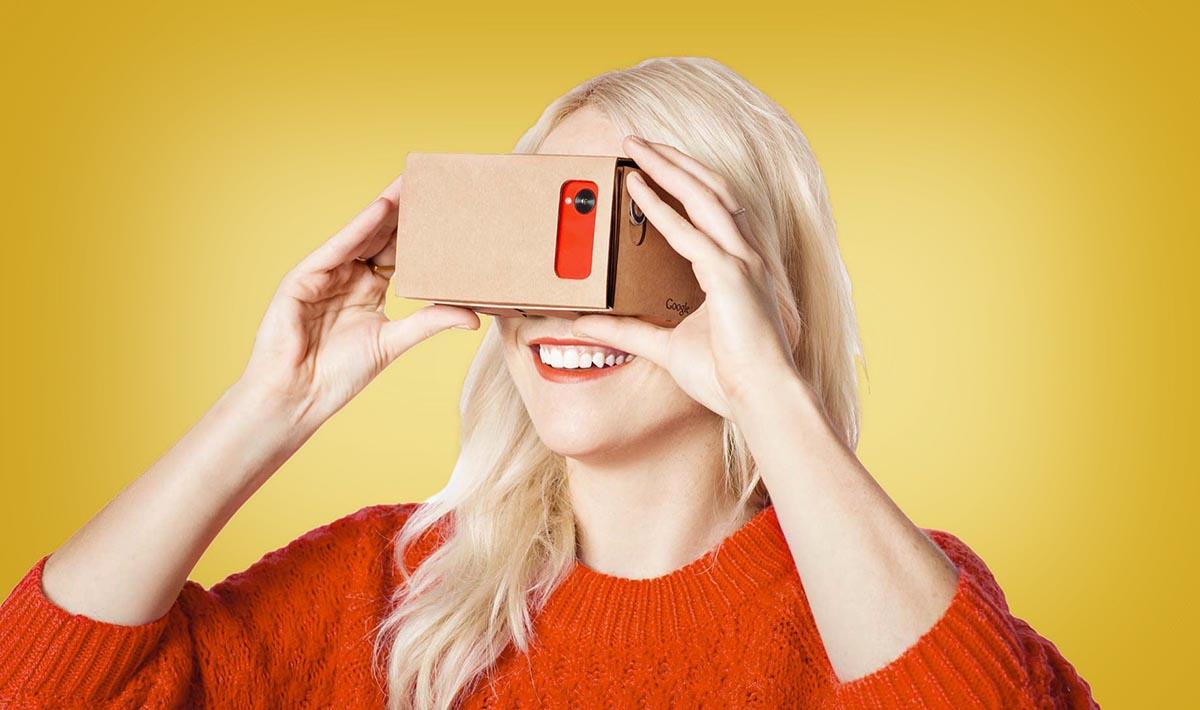 Google se toma en serio la realidad virtual