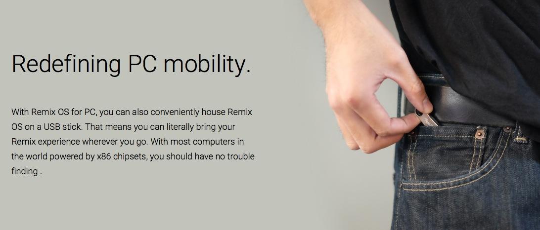 Remix OS 5