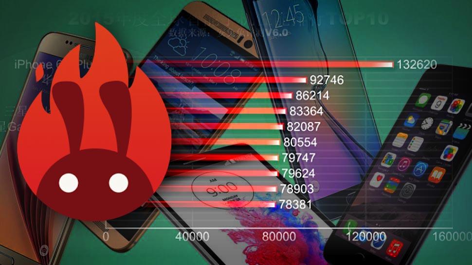 SmartPhone AntuTu 2015-2