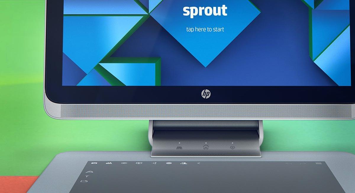 HP presenta el nuevo Sprout Pro