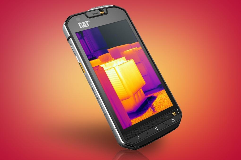 Cat S6 smartphone resistente-05