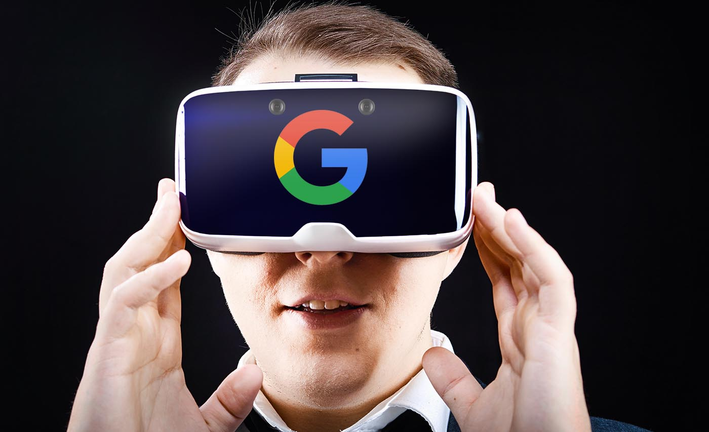 Gafas VR Google 2