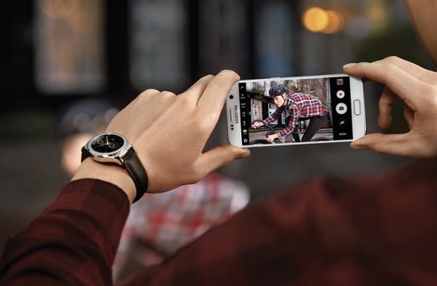 Galaxy S7 camara 1