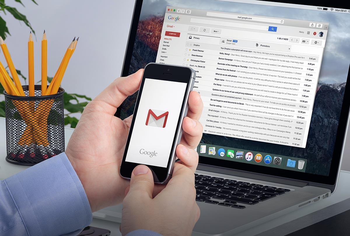 Google ya no buscará información en Gmail para mostrar publicidad