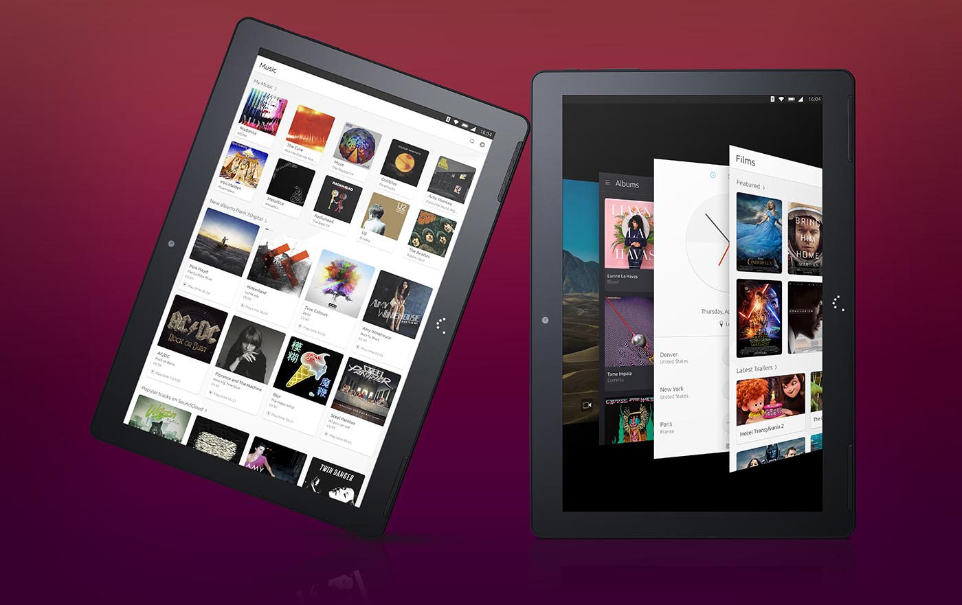 Tabletas Ubuntu