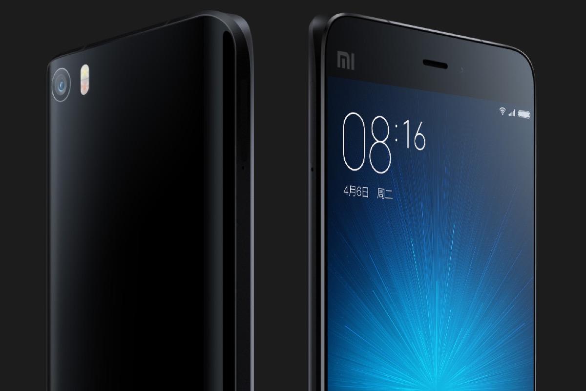 Xiaomi Mi 5 segunda tanda-3