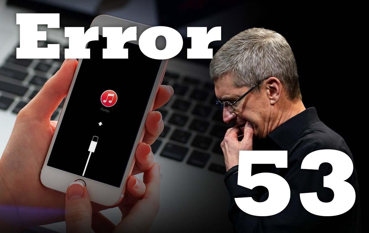 timcook4 error 53