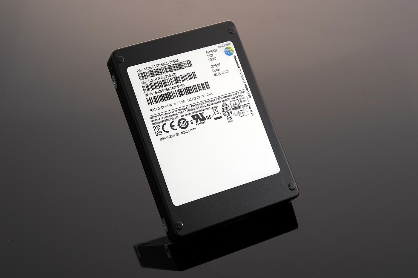 Disco SSD Samsung 16 TB