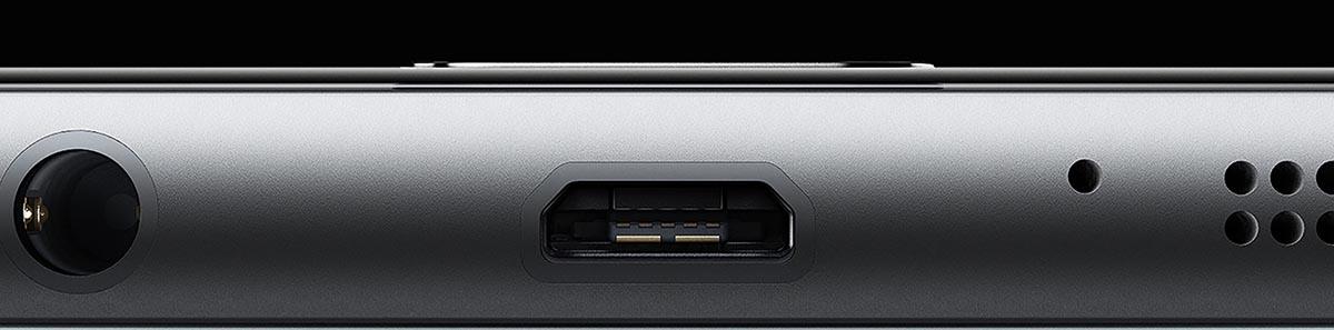 Galaxy S7 puertos