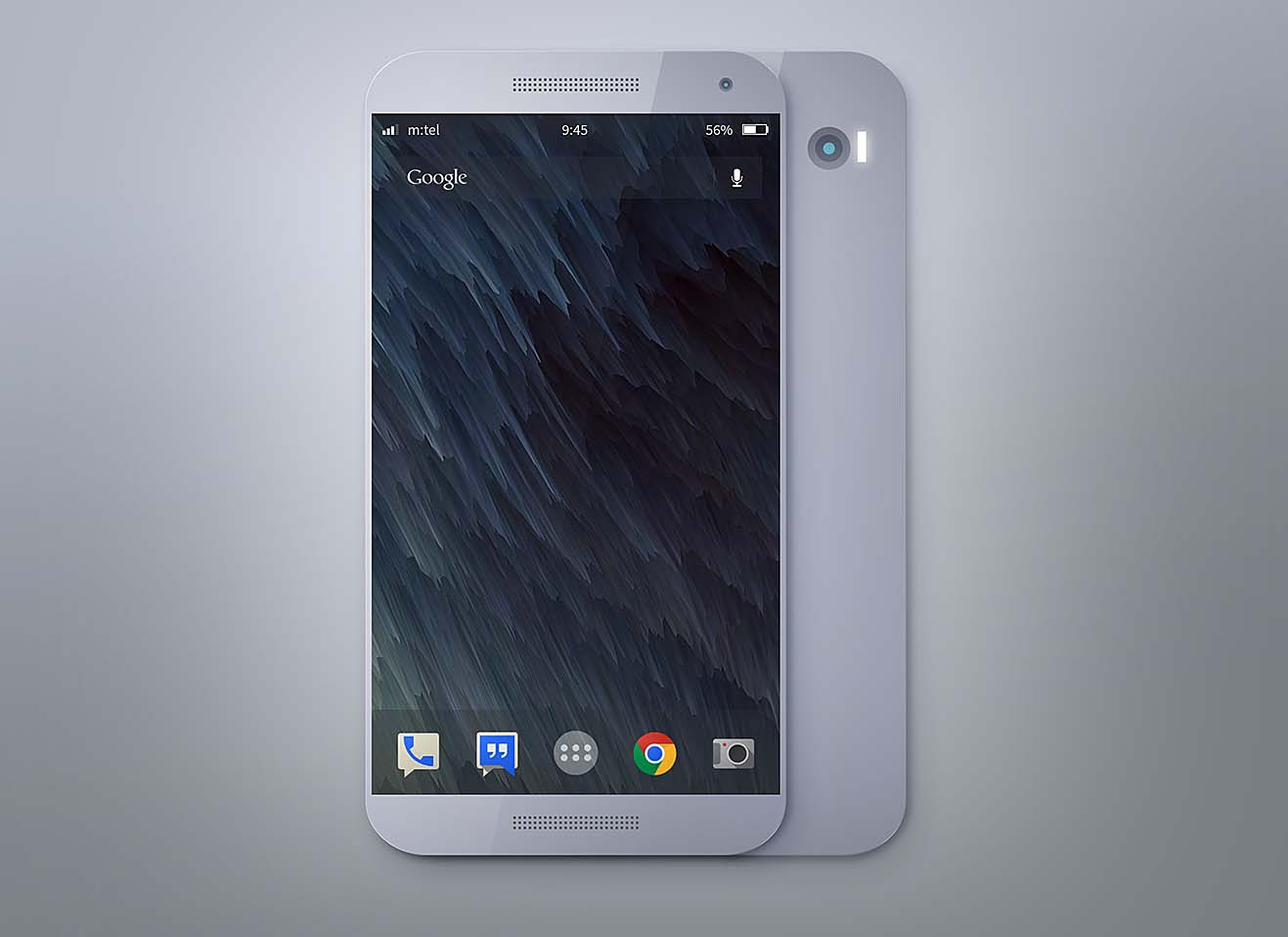 HTC Nexus Render