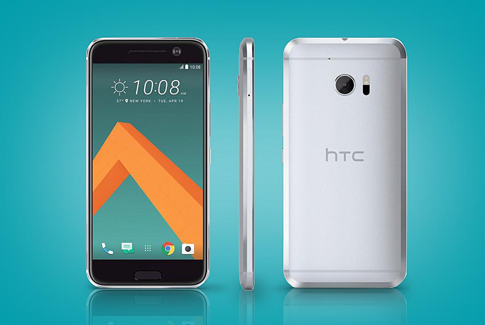 HTC One M10 apertura