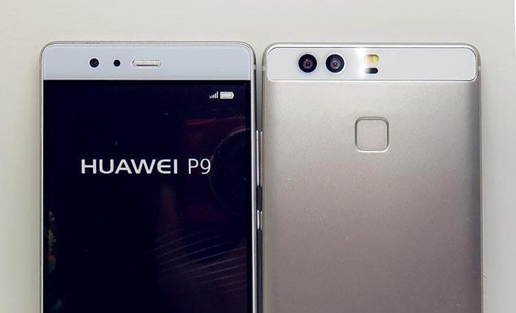 Así es la doble cámara Leica del Huawei P9
