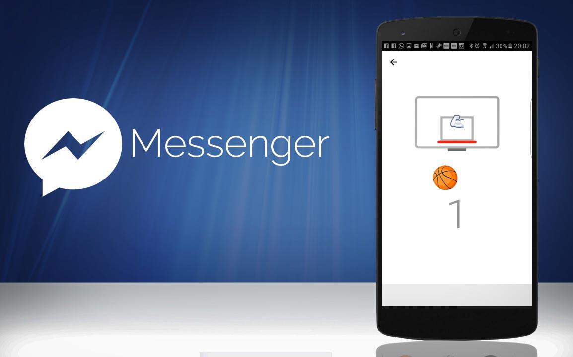 Messenger Facebook juego 2