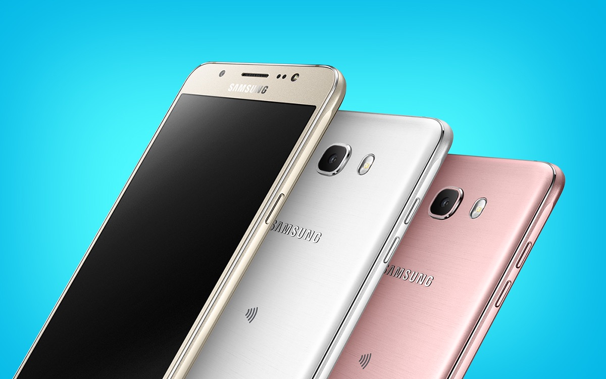 Los Samsung Galaxy J7