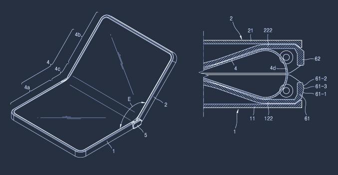 Samsung Galaxy X, el smartphone plegable será realidad este año