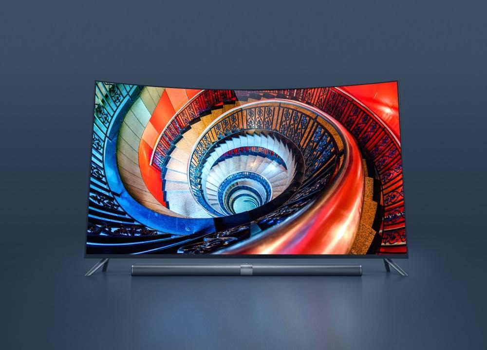 Xiaomi MiTV TV apertura