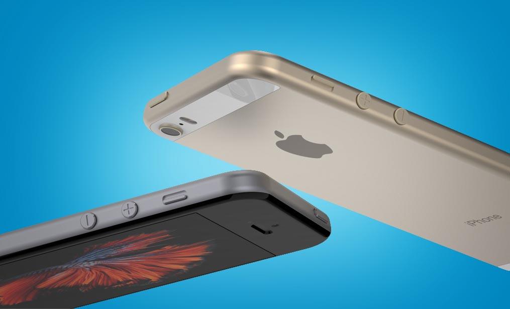 El iPhone SE partirá de sólo 16 GB de capacidad