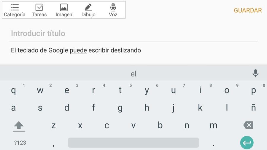 teclado google Android-1