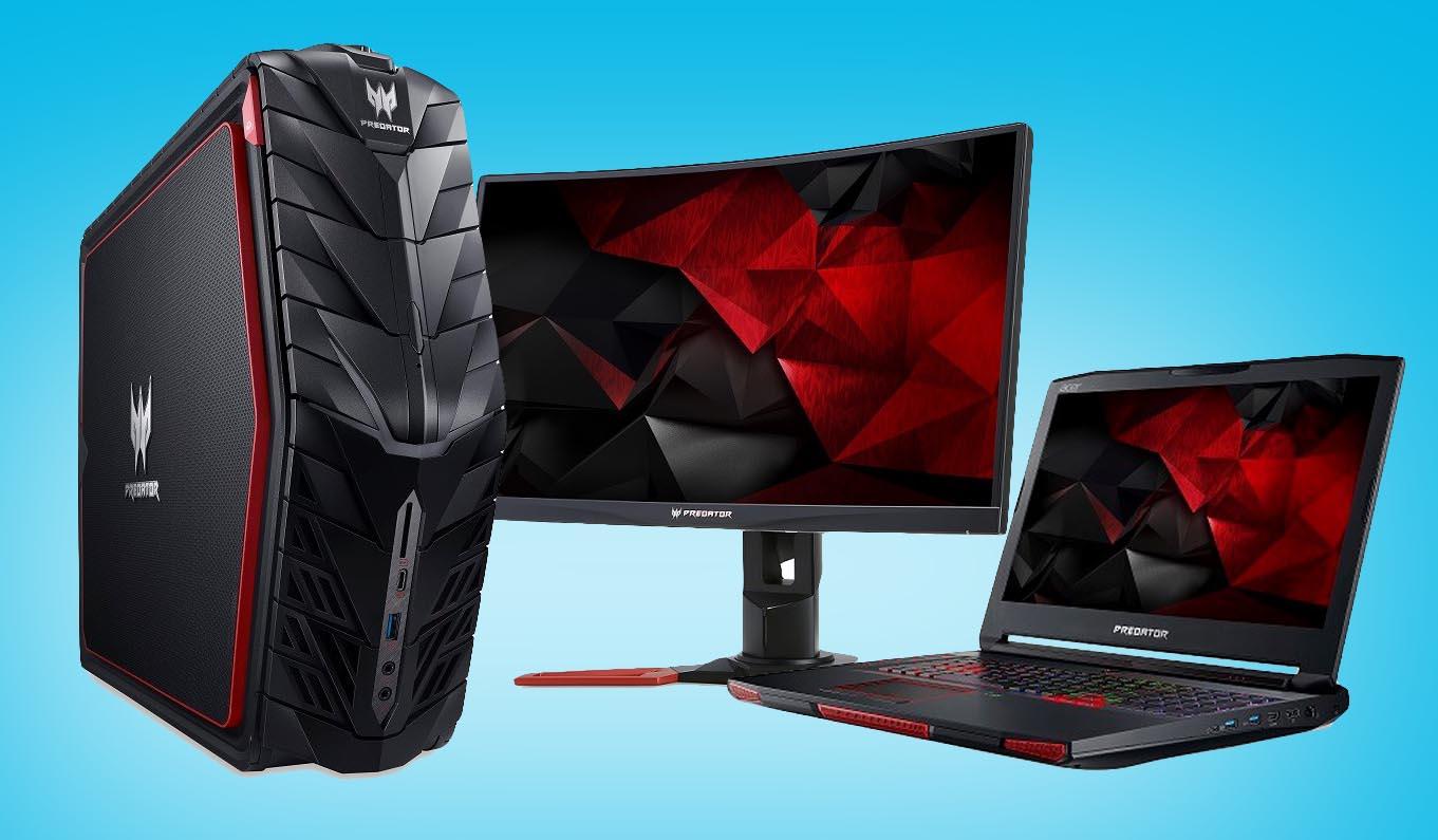 Acer Predator Apertura