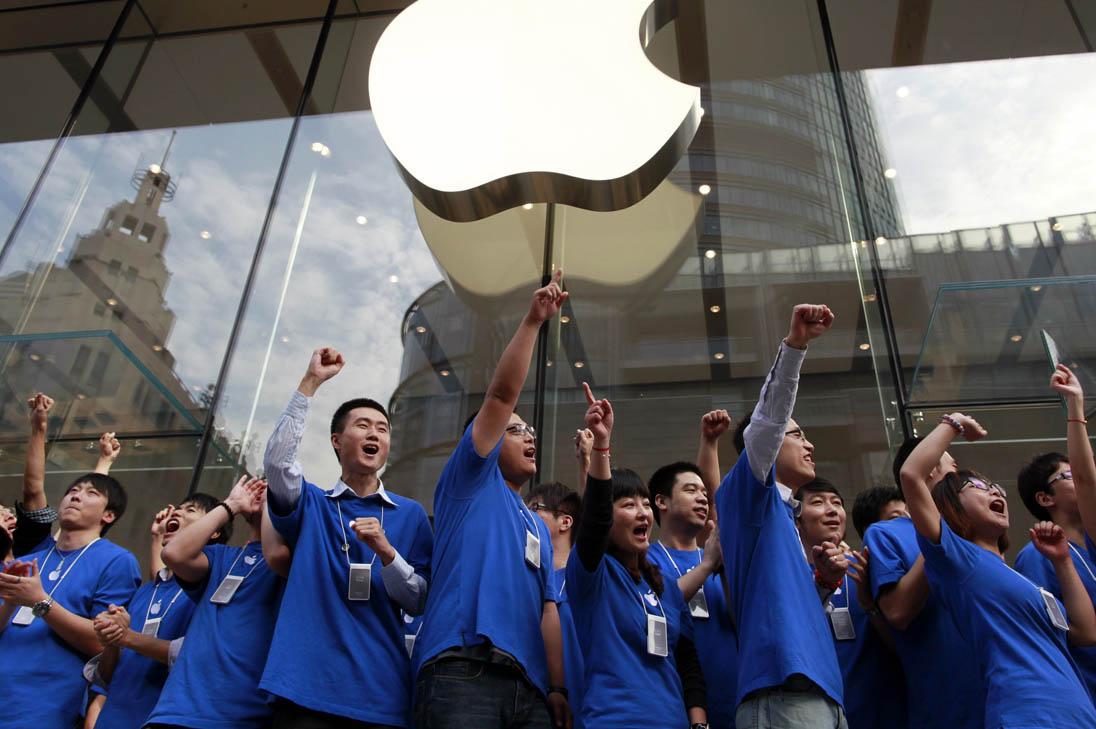 China es ya el segundo mercado más importante para Apple donde su productos gozan de una gran popularidad y es el tercer mayor vendedor de smartphones, por detrás sólo de Huawei y Xiaomi.