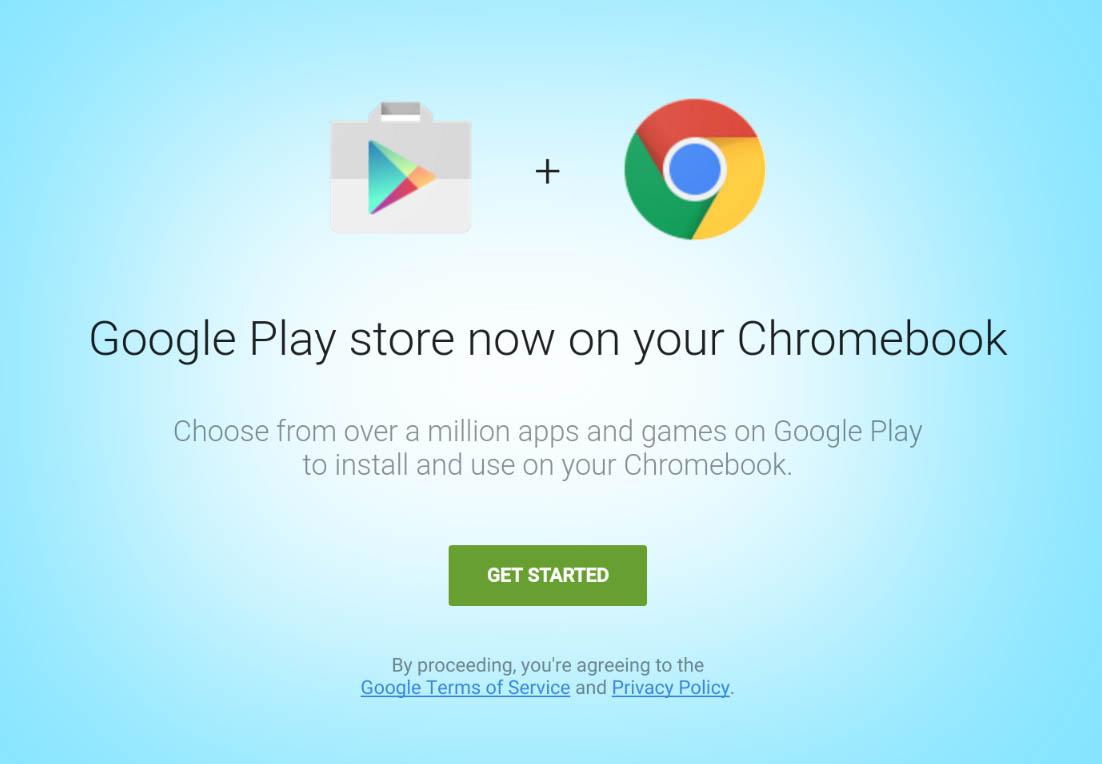 Chrome OS podrá usar todas las apps para Android
