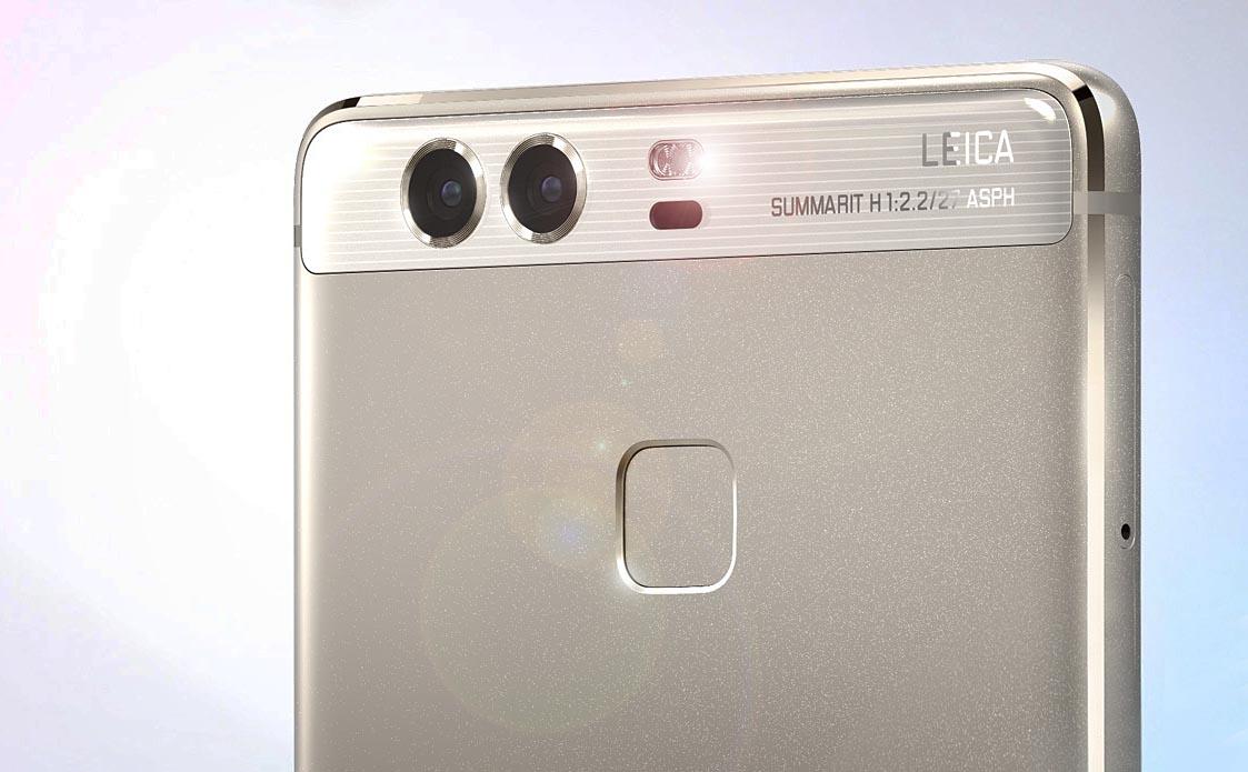 Cámara Leica Huawei P9