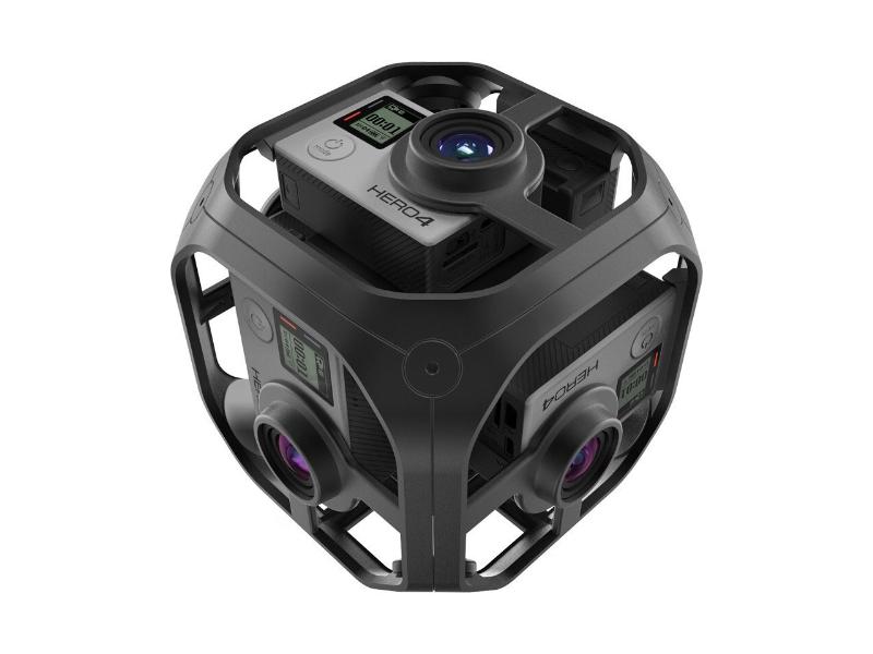 GoPro Omni, la nueva apuesta en cámaras 360º