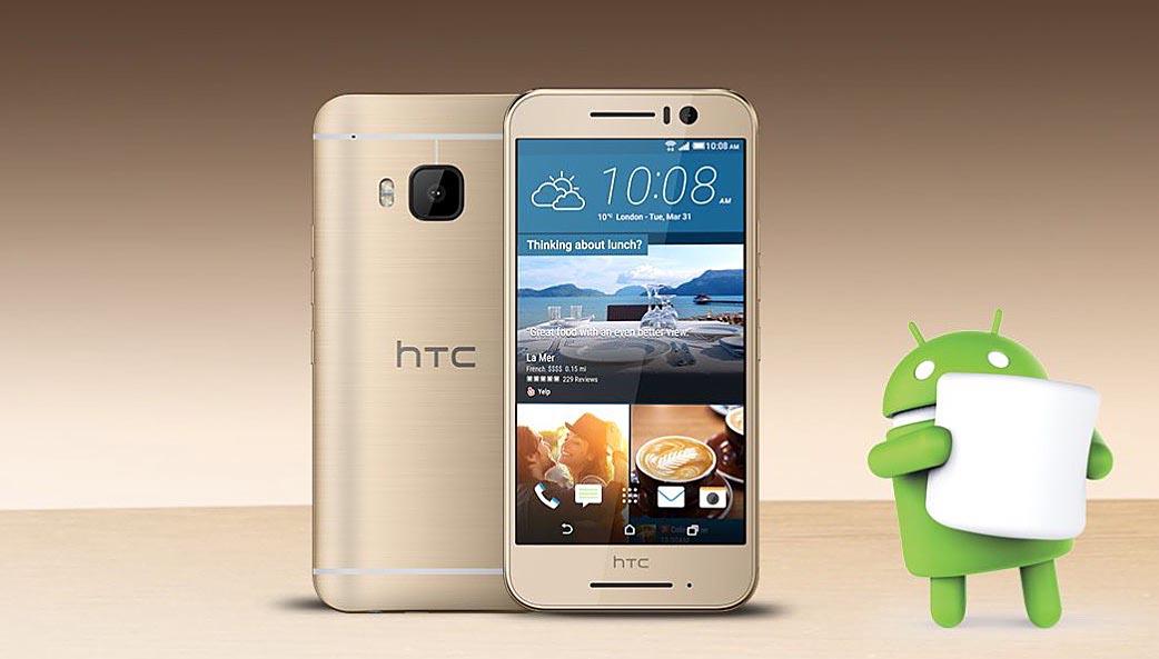 HTC One S9 Apertura
