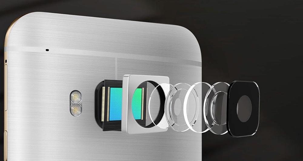 HTC One S9 camara