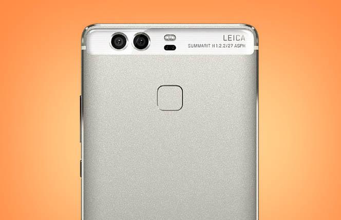 Huawei P9 camara Leica apertura