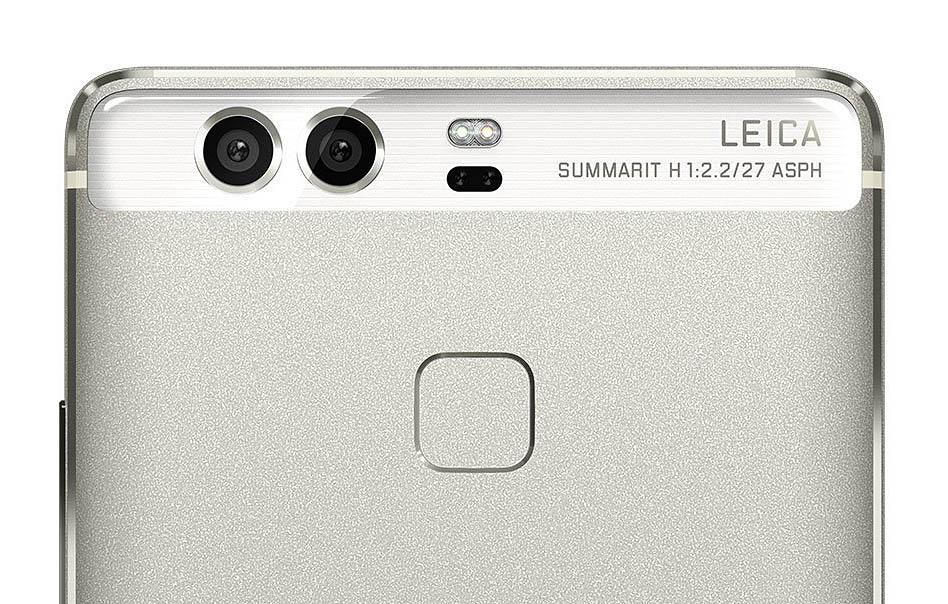 Huawei P9 camara Leica detalle OK