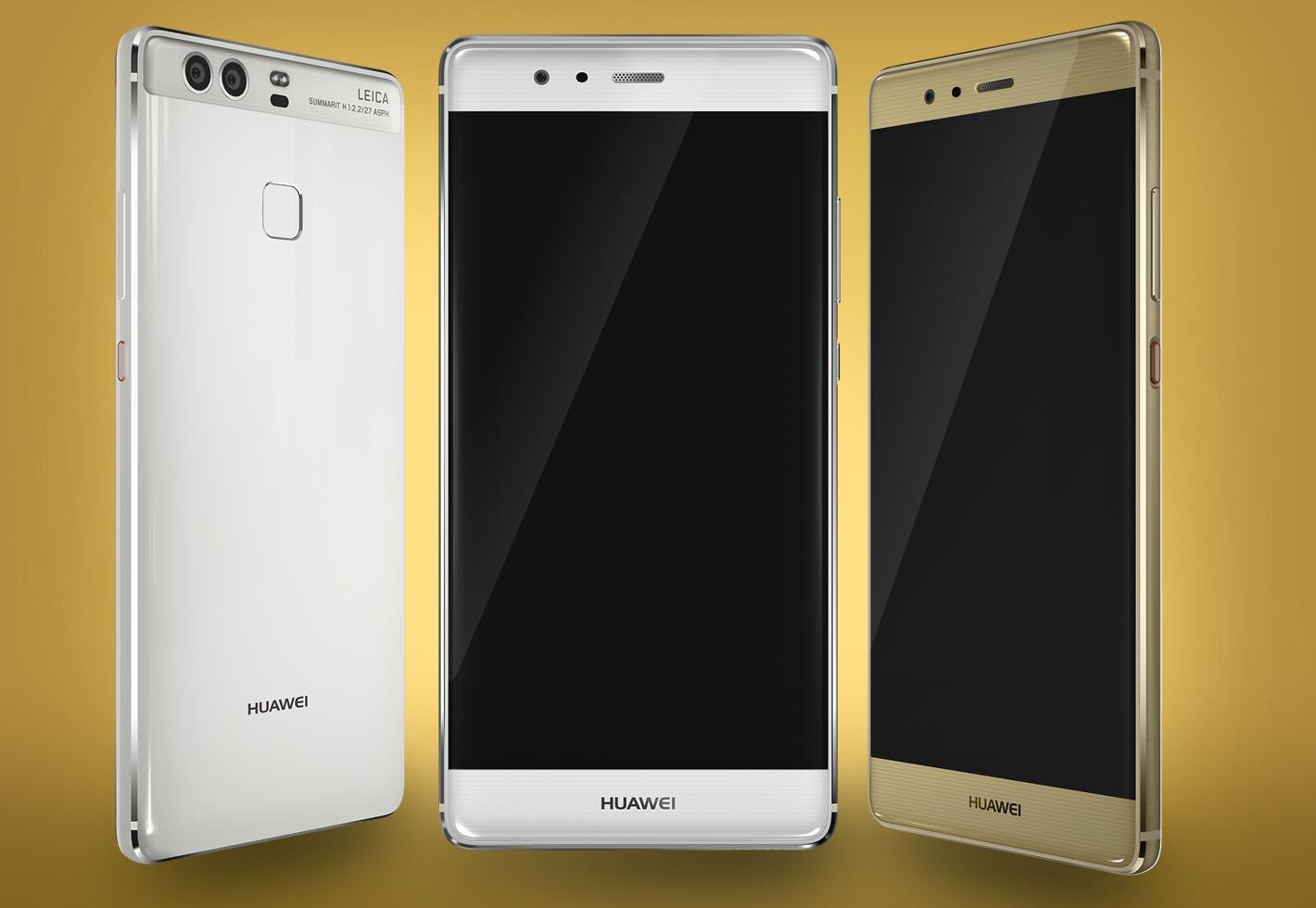 Huawei P9 tres