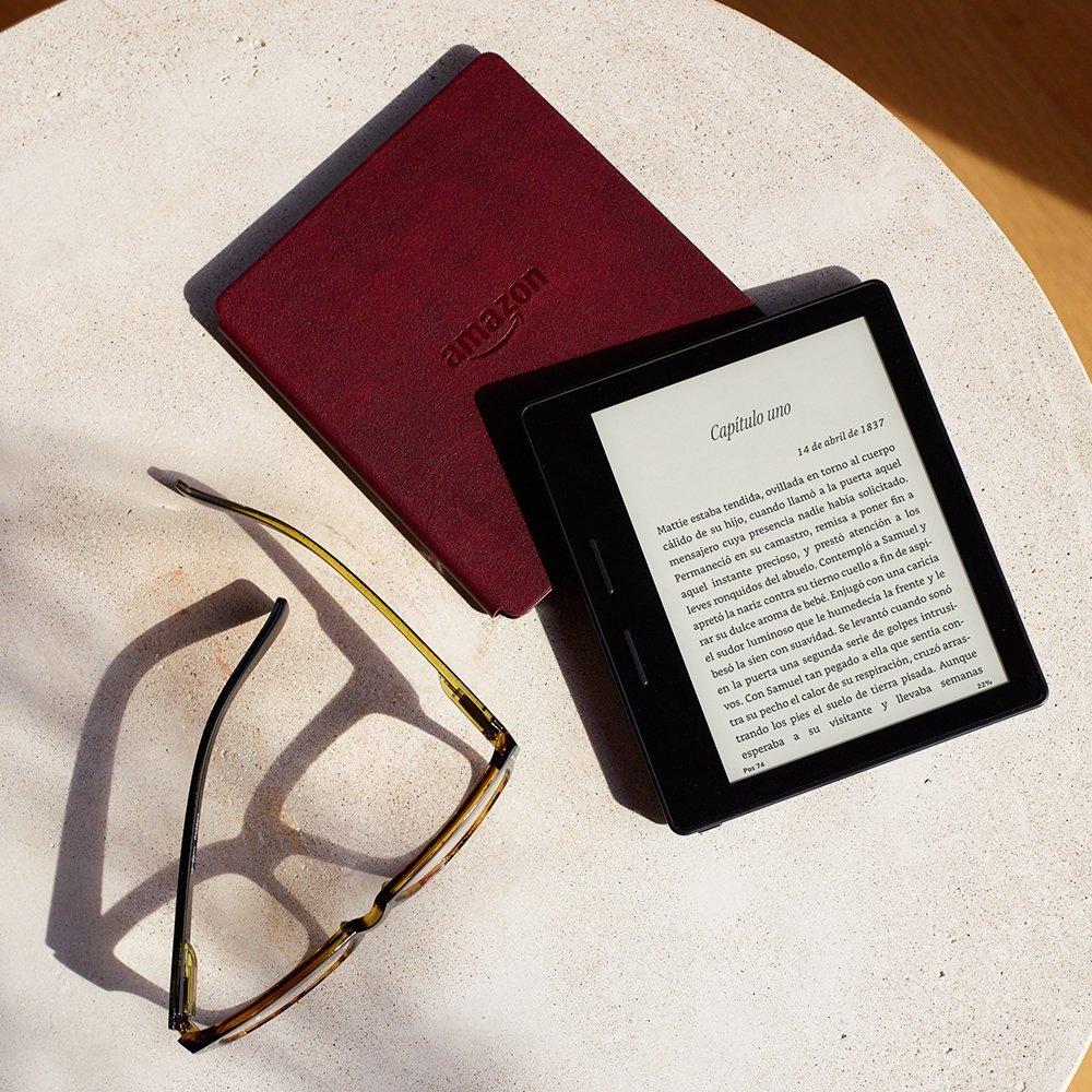 Kindle Oasis Apertura