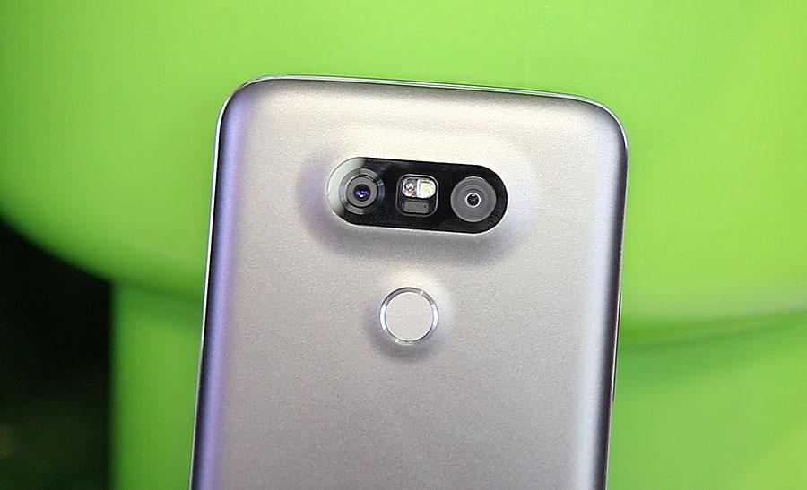 LG G5 Camara doble