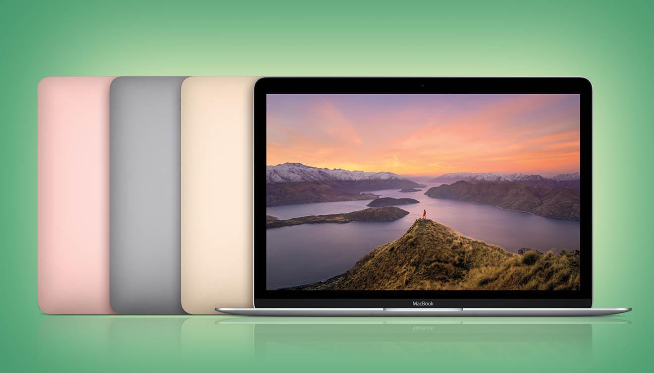 MacBook 12 Family