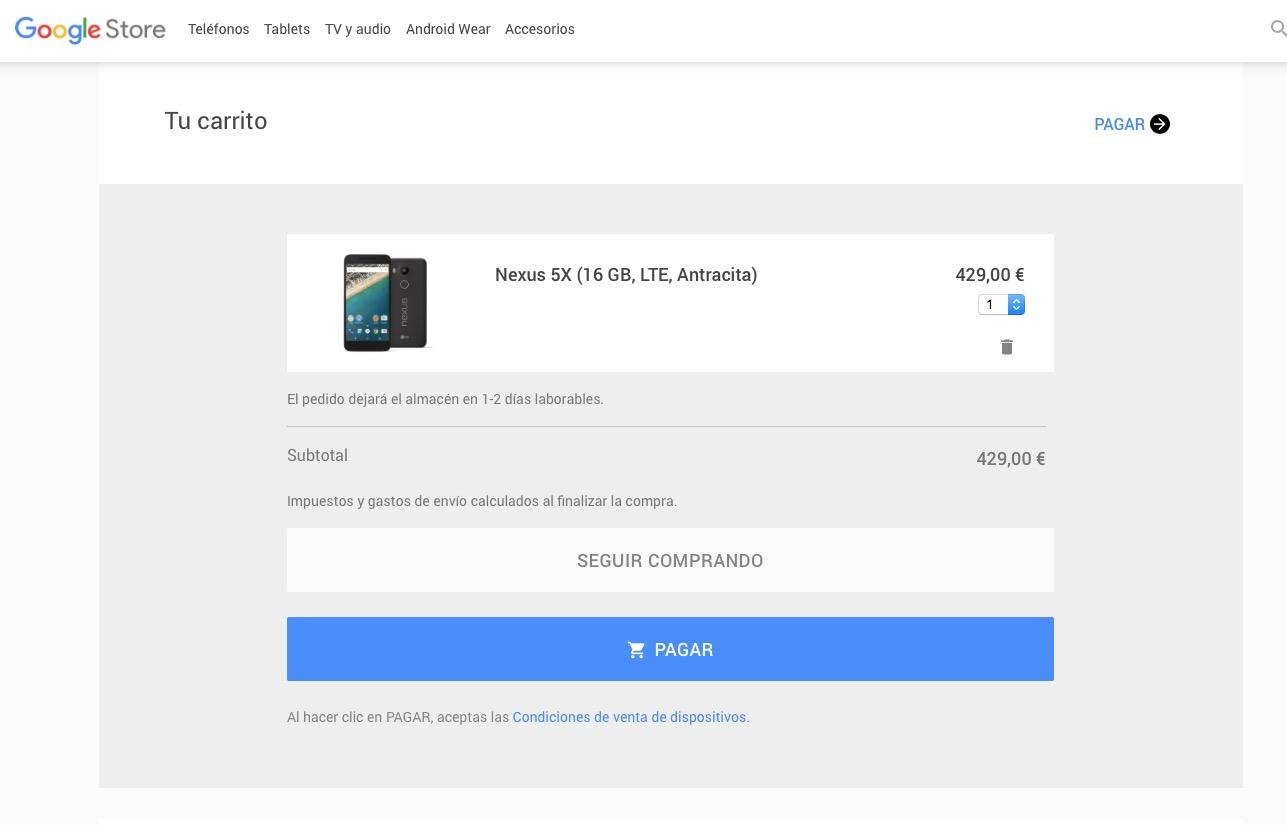 Ofertas Nexus 5X-01