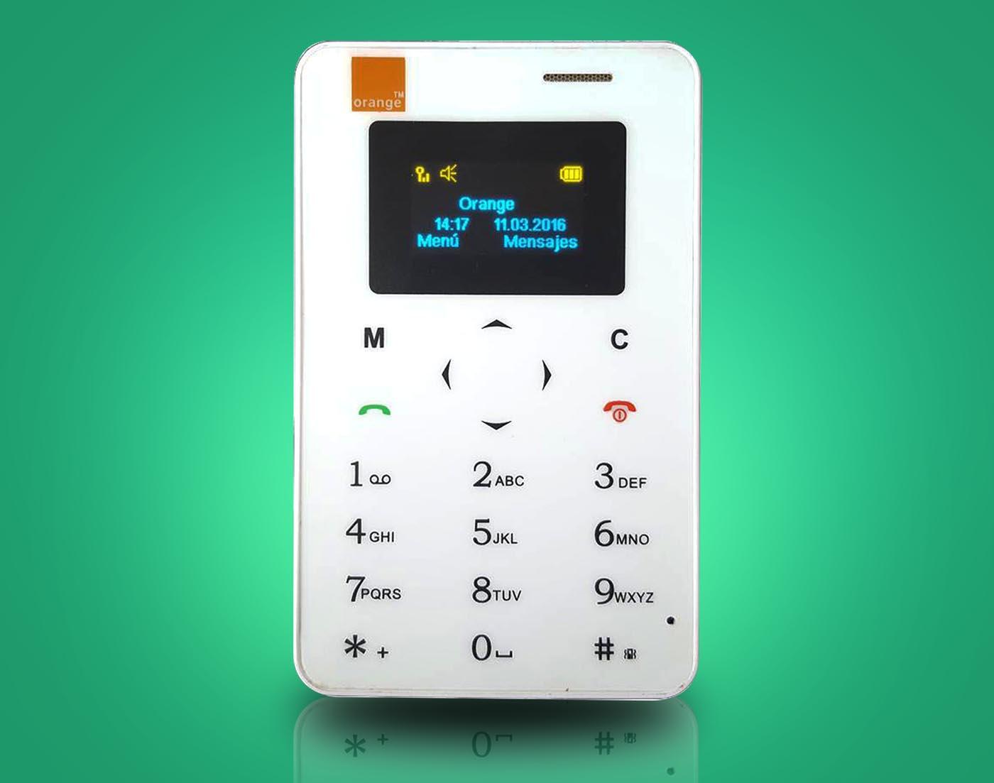 Orange CardPhone 2