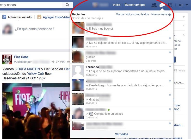 Solicitudes de mensajes facebook Messenger-01