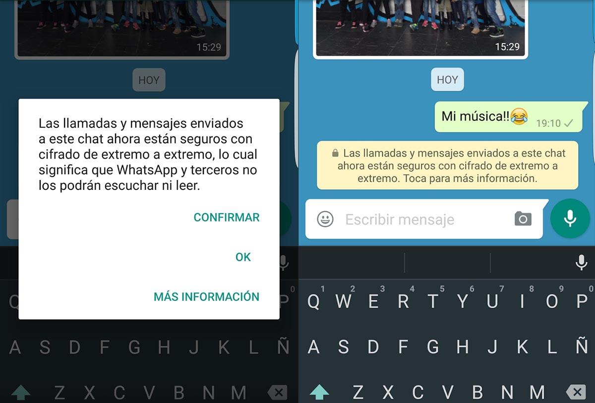 WhatsApp cifrado 1