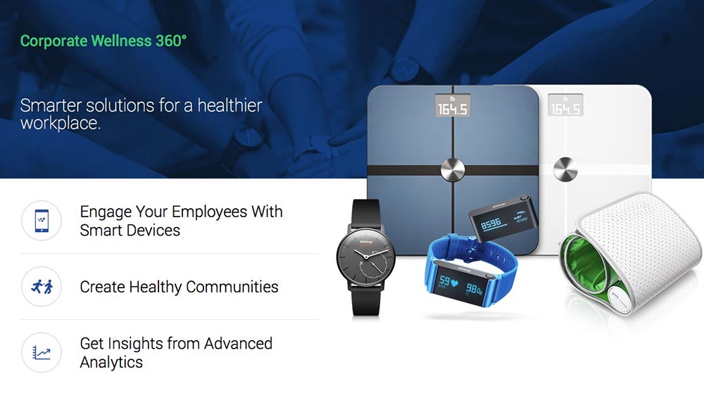 Withings salud corporativa 1