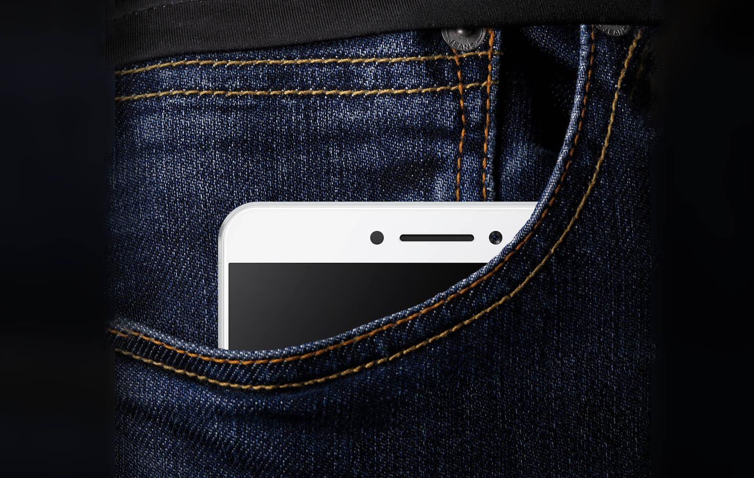Xiaomi Mi Max bolsillo apertura