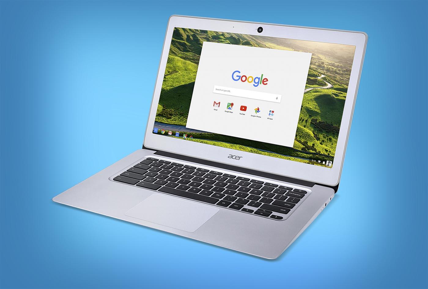 Acer Chromebook 14… 14 horas de autonomía por 299 euros